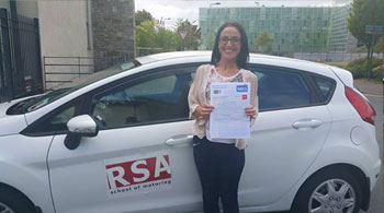 Pass your test in Kilcullen