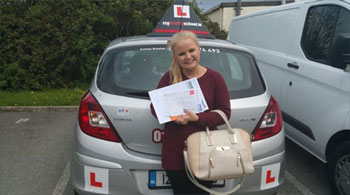 Pass your test in Enniskerry