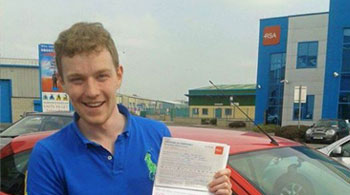 Pass your test in Kildare